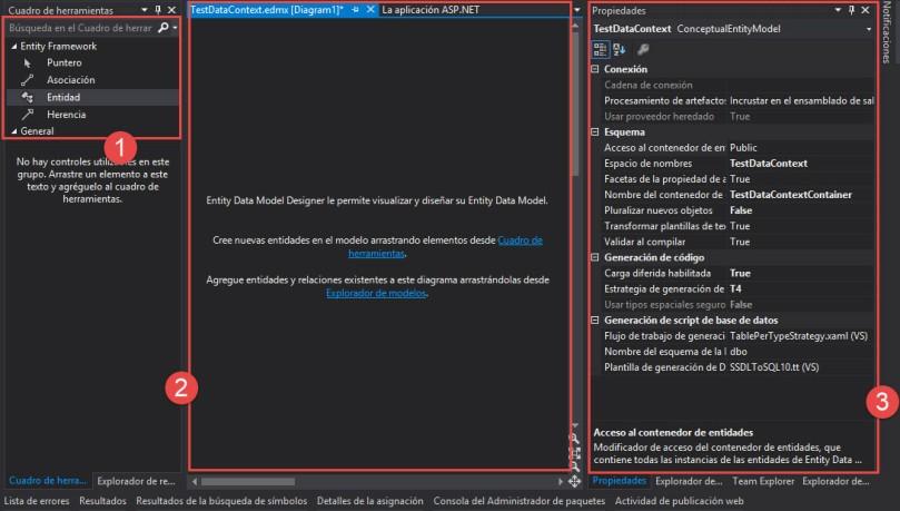 EntornoTrabajo - ModelFirst
