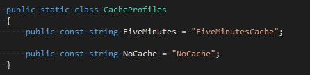 Cache - ClaseParaProfiles