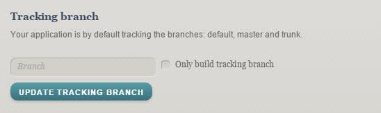 AppHarbor - ConfiguracionBranch