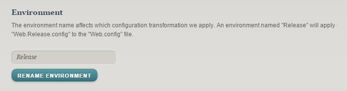 AppHarbor - ConfiguracionPublicacion