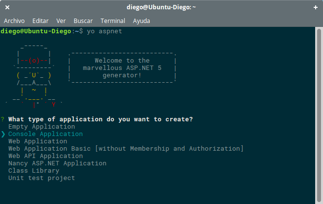 VSCodeDebugUbuntu - CrearApp