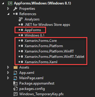 xamarinformsinicial-referenciaswindows