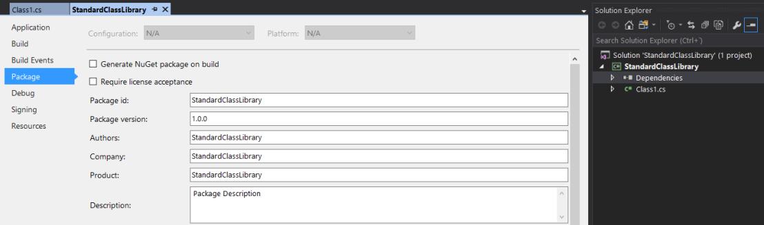 NetStandard - ExportacionNuget.png